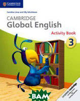 Linse Caroline Cambridge Global English. Activity Book Stage 3