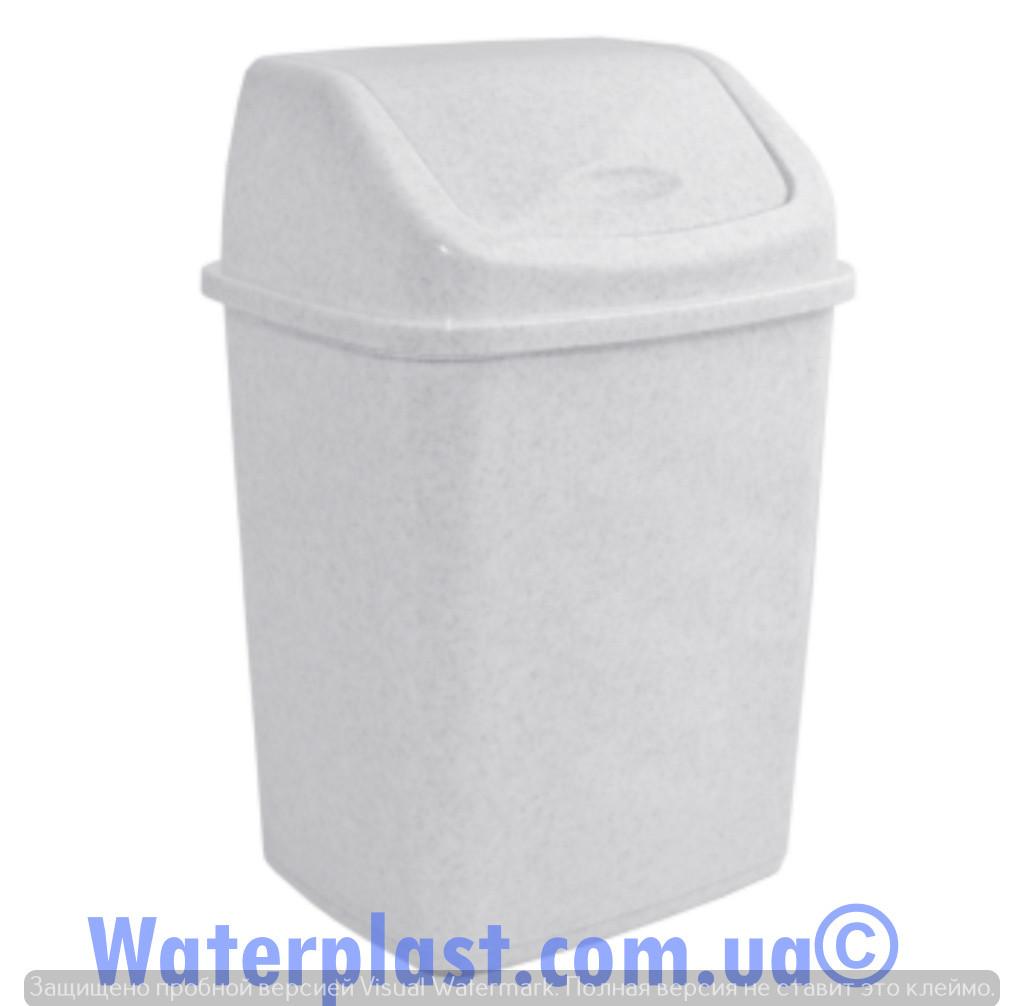 Ведро для мусора 18 литров,2762