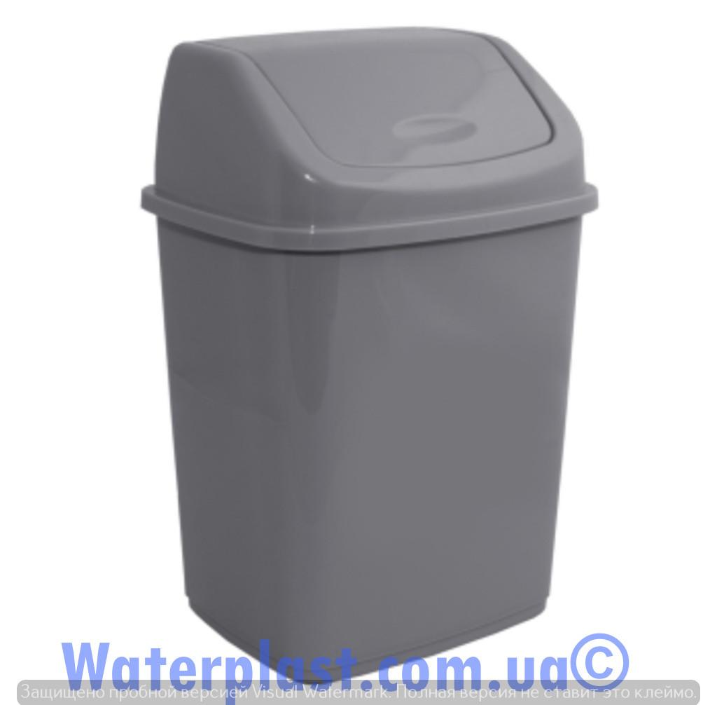 Ведро для мусора 18 литров,2761