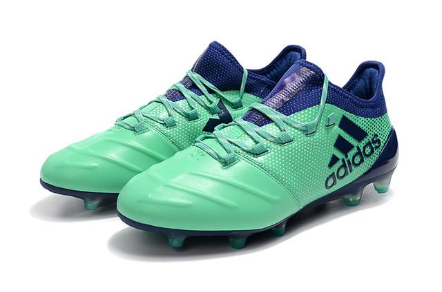 Футбольные бутсы adidas X 17.1 leather FG