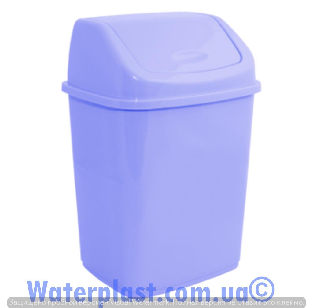Ведро для мусора 10 литров,3464