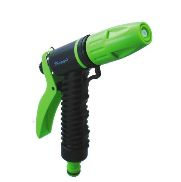 """Пистолет-распылитель для воды """"Presto - 2100 4 режима"""" пластик ."""