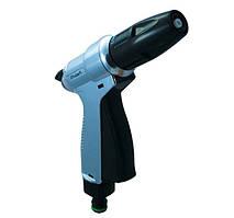 """Пистолет-распылитель для воды """"Presto - 2103 4 режима"""" пластик (серый)."""