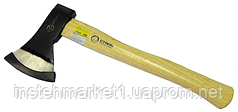 Топор кованый Сталь 600 гр. деревянная ручка (арт.44012)