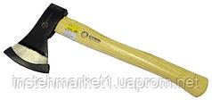 Топор кованый Сталь 800 гр. деревянная ручка (арт.44013)