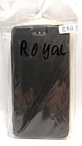 Чохол-книжка Royal Case для Xiaomi Redmi 4x ECO-шкіра чорний, фото 3