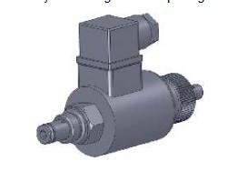 Пропорциональный клапан Caproni RVPB06