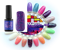 Гель лаки NAOMI палитра LET'S GO PARTY (6ml)