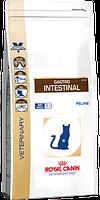 Роял Канин Гастро интестинал Royal Canin Gastro intestinal сухой корм для кошек ЖКТ 400 г