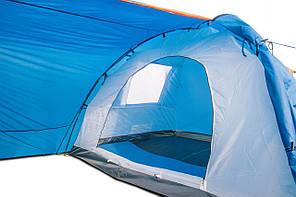 Палатка четырехместная Coleman 1009, 370х240х160 см, фото 3