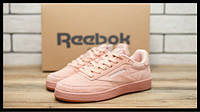 Кроссовки женские Reebok Classic RUN 20282 рибок розовые