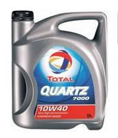 Моторное масло total quartz 7000 energy 10w-40 5 литров