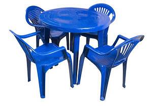 Пластикова меблі
