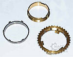 Кольцо синхронизатора КПП 1.2 для Lancia Y 1996-2003 465742953, 46772300, 55235781