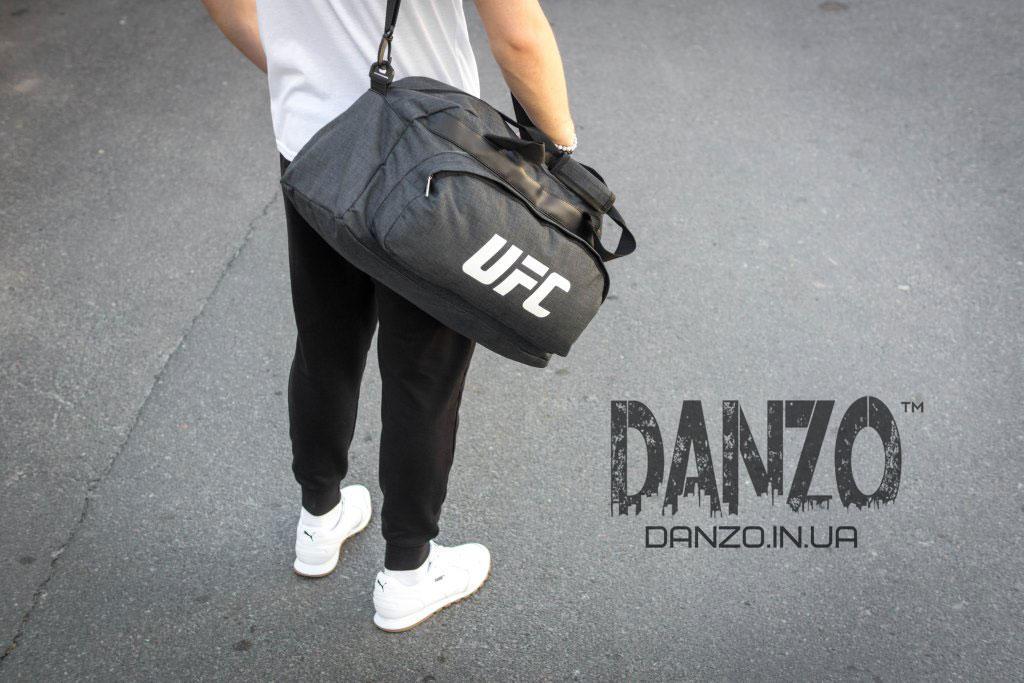 259d0235928b мужская спортивная сумка Ufc продажа цена в харькове спортивные