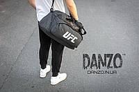 Спортивная мужская сумка UFC, фото 1