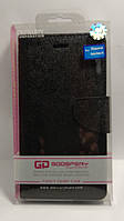 Чохол Книжка MERCURY GOOSPERY для Xiaomi Redmi Note 4X чорний