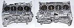Блок двигателя для Nissan Note 2005-2013 11000ED01G