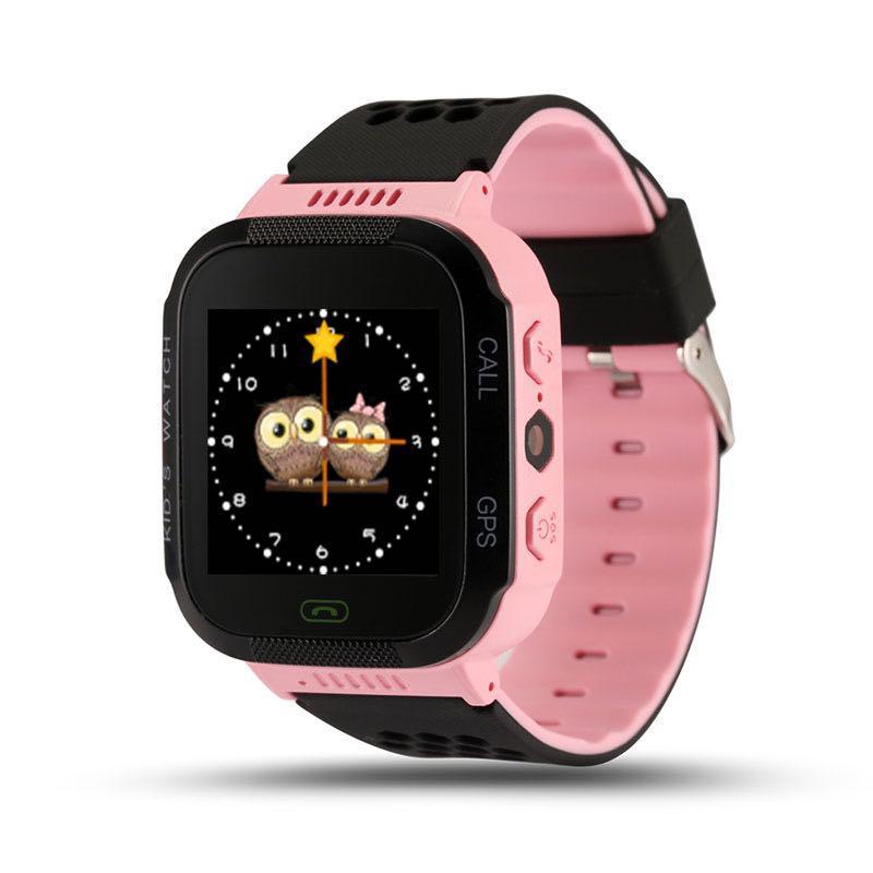 Детские умные GPS часы Q528 Pink (SBWQ528P)