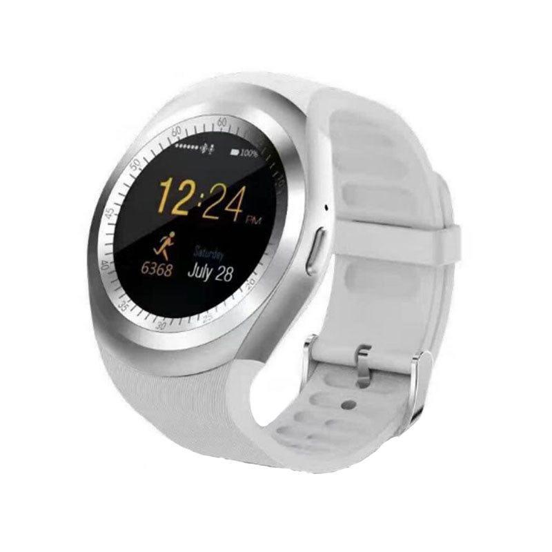 Умные часы Smart Watch Y1 Silver (SWY1S)