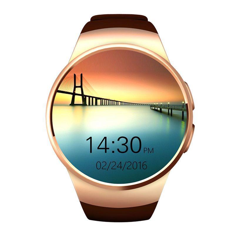 Умные часы Smart Watch KW18 Gold (SWKW18G)