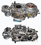 Масляный насос для Fiat Ducato 1994-2002 500377026, 7450504
