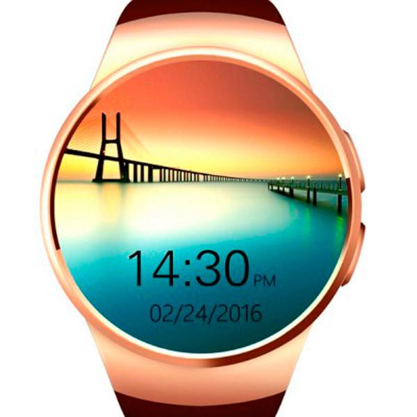 Умные часы UWatch 5065 Golden