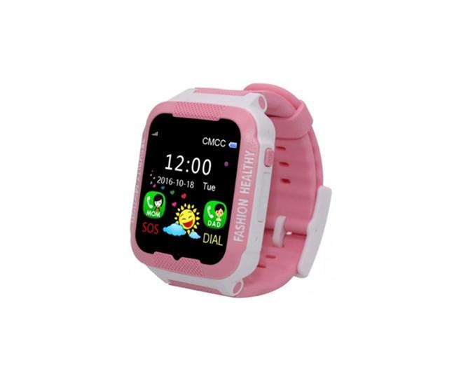 Смарт-часы uWatch K3 Kids Pink