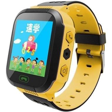 Смарт-часы uWatch Q528 Kids Yellow