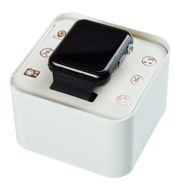 Умные детские часы Homebarl V7K GPS Black