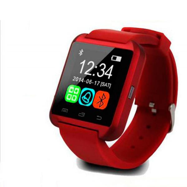 Умные часы UWatch 5007 Red