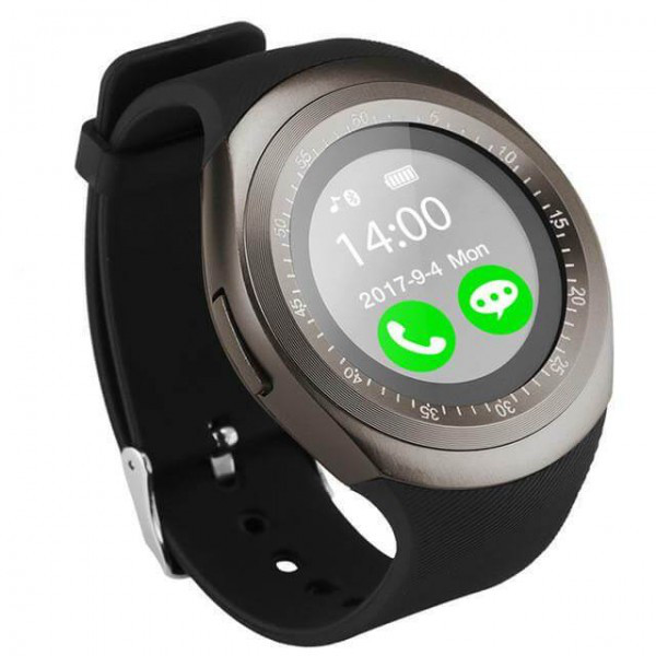 Смарт-часы Smart Watch Y1 Sport Original Серебристые
