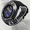 Смарт-часы Smart Watch Y1 Sport Original Серебристые, фото 2