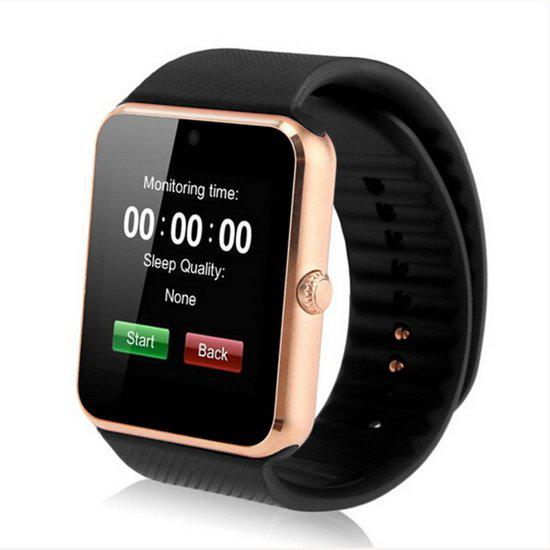 Смарт-часы Smart Watch Phone GT08 Original Золото (GT08OR147BL Gold)