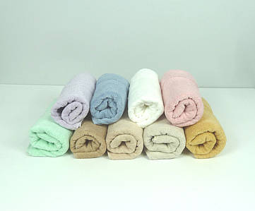 "Махровое полотенце ""HOBBY"" для лица 50*90 см"