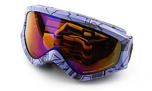 Лыжные очки Nice Face SG125-4