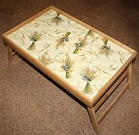 Бамбуковый раскладной столик 2001-1