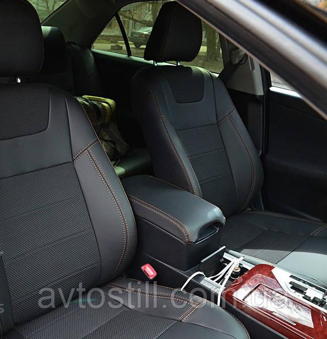 Чохли на сидіння Toyota Camry 50/55 (2011-2017)