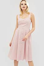 Женское расклешенное платье-сарафан из хлопка (Londis crd), фото 3