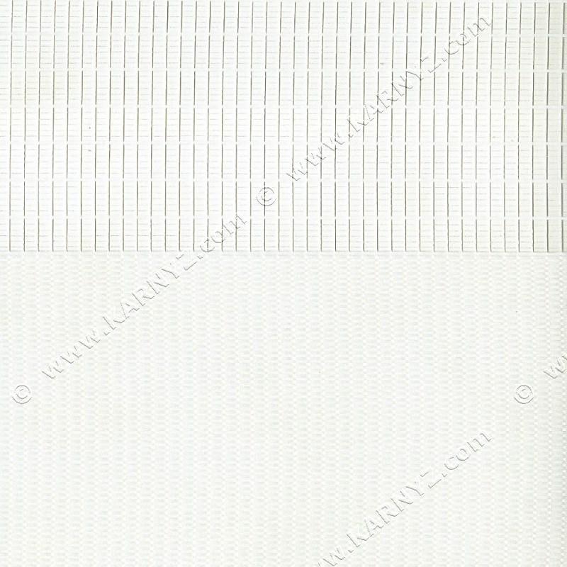 Рулонные шторы День-Ночь Феерия Z-001 белый