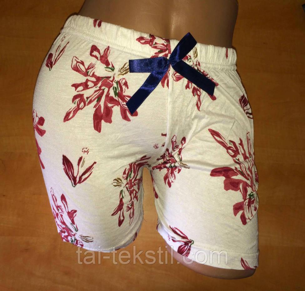 Женские домашние шорты хлопок Турция S&S - 104
