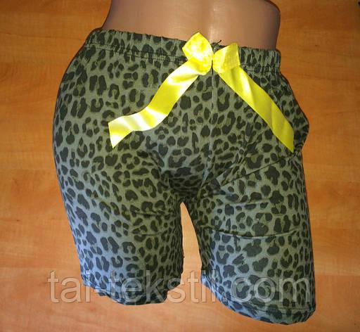 Женские домашние шорты хлопок Турция S&S - 106, фото 2