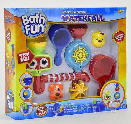 Игрушка для ванной - водопад на присоске