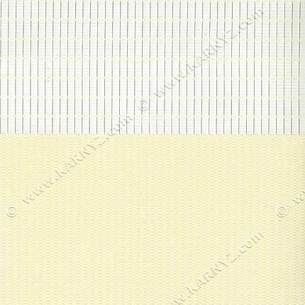 Рулонные шторы День-Ночь Феерия Z-002 слоновая кость, фото 2