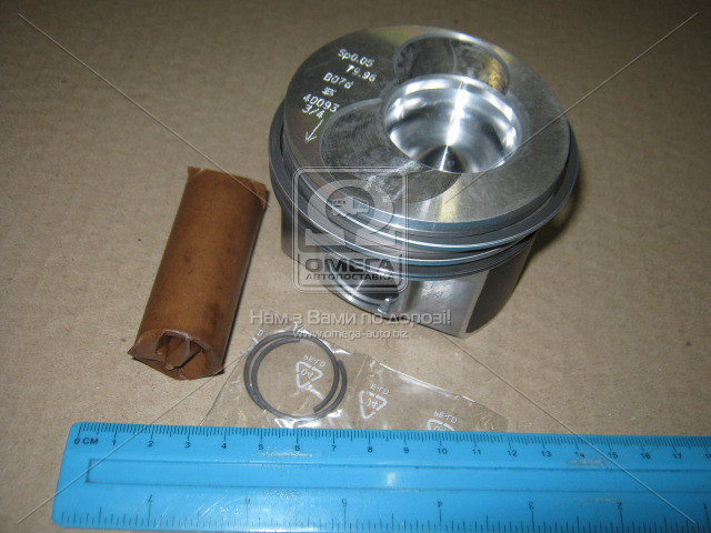 Поршень SKODA/VW 80.01 1.9SDi 97- 3-4 цыл. (пр-во KS) 40093720