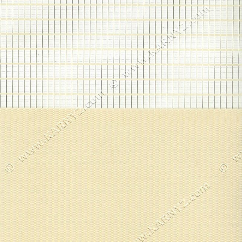 Рулонні штори День-Ніч Феєрія Z-004 мигдальний