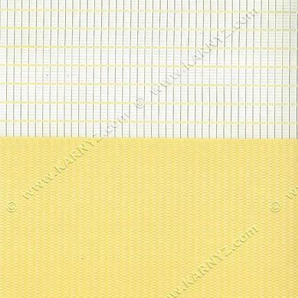 Рулонные шторы День-Ночь Феерия Z-007 ванильный, фото 2