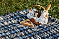 "Подстилка-коврик для пикника 130""150, фото 1"