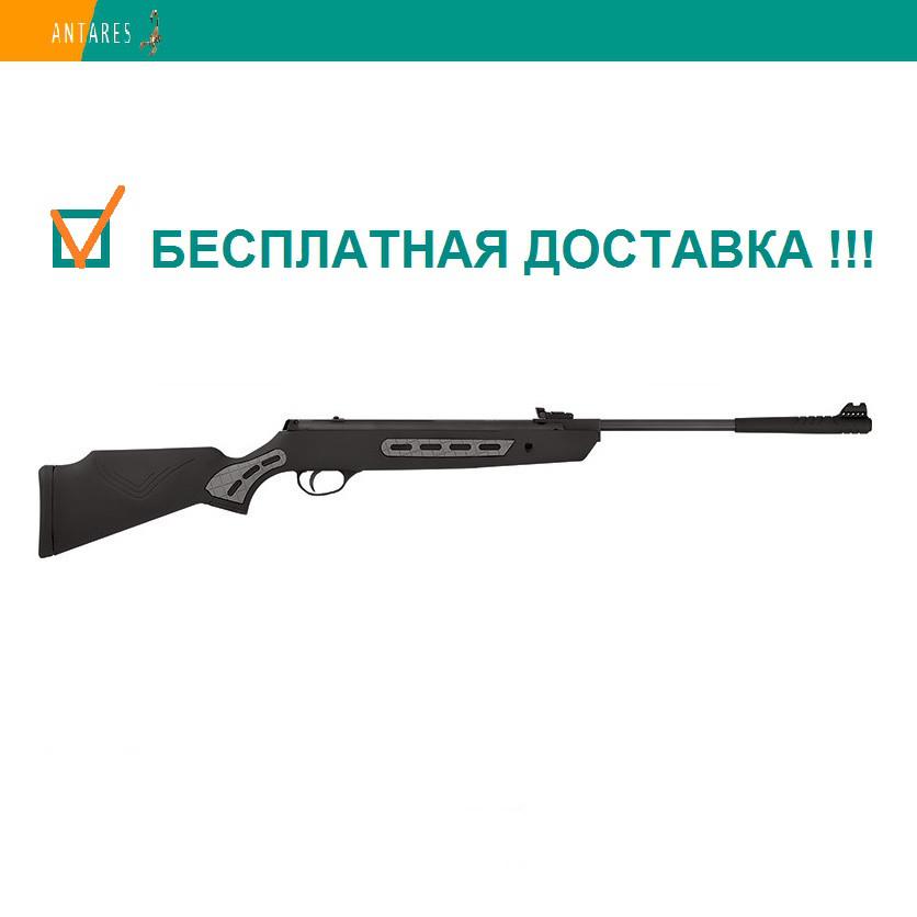 Пневматическая винтовка Hatsan Striker 1000S Vortex газовая пружина перелом ствола 305 м/с