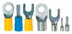 Кольцевые, вилочные и штыревые наконечники